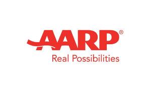 Leah Arscott Voice Over Talent AARP Logo
